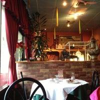 Photo taken at Taj Mahal Restaurant by Larry Z. on 10/14/2012