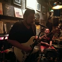 Photo taken at Adhere the 13th Blues Bar by James D. on 12/19/2016