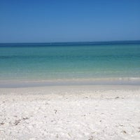 Photo taken at Bonita Beach by Katie K. on 5/18/2013
