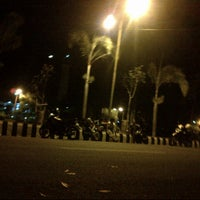 Photo taken at Alun-Alun Wonogiri by Teguh W. on 5/6/2014
