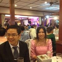 Photo taken at Mekong Restaurant by thomas w. on 12/3/2012