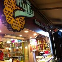 Photo taken at Kemal Usta Waffles by Evren T. on 4/7/2013