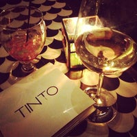 Photo taken at Tinto by Lucy X. on 6/12/2013