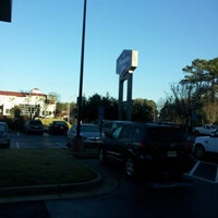 Photo taken at Hampton Inn Atlanta Airport by James B. on 12/14/2012