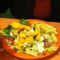Photo taken at Souper Salad by Ashley V. on 1/9/2013