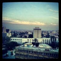 Photo taken at Be'er Sheva by Juan Pedro M. on 10/24/2012