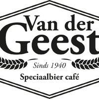 Photo taken at Speciaalbier Café Van der Geest by Café v. on 5/13/2015