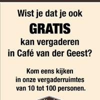 Photo taken at Speciaalbier Café Van der Geest by Café v. on 5/28/2015