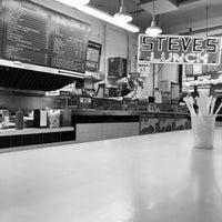 Photo taken at Steve's Lunch by Nicholas Z. on 11/7/2016