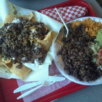 Photo taken at Pancho's Mexican Food by Jamie Y. on 12/28/2012