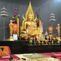 Photo taken at Indonesia Theravada Buddhist Centre (ITBC) by Pieter G. on 12/31/2014