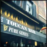 Photo taken at The Toucan by Oisin L. on 6/8/2016