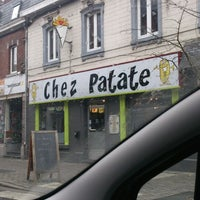 Photo taken at Mister Patate by Grégory H. on 11/1/2013