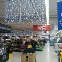 Photo taken at Carrefour by Etor L. on 12/29/2015