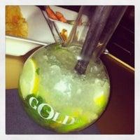 Foto scattata a Dolce & Gabbana Gold Restaurant da MANU D. il 3/14/2013