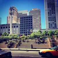 Photo taken at Union Square by Marco C. on 6/26/2013