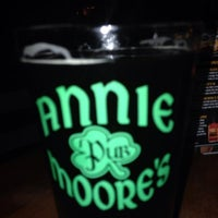 Photo taken at Annie Moore's Pub by Nicole L. on 11/2/2013