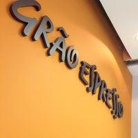 Photo taken at Grão Espresso by Steven P. on 1/17/2013