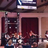 Photo taken at Warren Community Amphitheatre by Billie G. on 6/23/2013