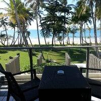 Photo taken at Castaways Resort Mission Beach by Michelle S. on 6/24/2013