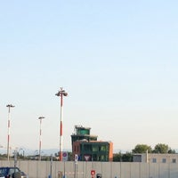 "Photo taken at Aeroporto di Parma ""Giuseppe Verdi"" (PMF) by Paolo S. on 6/20/2013"