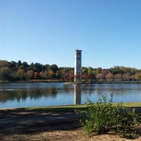 Photo taken at Furman University by David T. on 10/21/2012