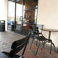 Photo taken at Starbucks by Rally V. on 4/4/2013
