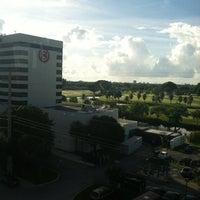 Photo taken at Sheraton Miami Airport Hotel & Executive Meeting Center by Jamie D. on 9/30/2012