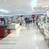 Photo taken at SM Department Store by Marc R. on 9/30/2012