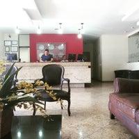 Photo taken at Lagos Copa Hotel Rio de Janeiro by Cassio M. on 8/30/2015