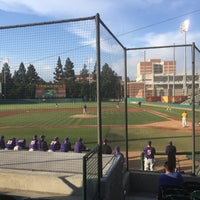 Photo taken at Dedeaux Field by Patricia D. on 5/8/2016