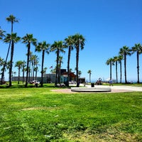 Photo taken at Venice Beach by Jamison N. on 7/19/2013