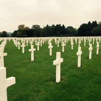 Photo taken at Henri-Chapelle American Cemetery and Memorial by Rhode G. on 10/10/2015