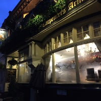 Photo taken at The Carpenters Arms by Eileen C. on 12/6/2015