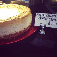 Photo taken at The Corner Perk Cafe, Dessert Bar, and Coffee Roasters by Corner P. on 11/26/2014