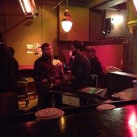 Photo taken at Hemlock Tavern by Kate M. on 12/20/2013