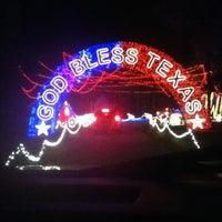 Photo taken at Santa's Wonderland by Kathy R. on 12/12/2012