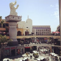 Photo taken at Hollywood & Highland Center by Fehim T. on 7/6/2013