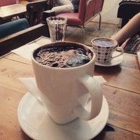 Photo taken at Arka Sokak Cafe by Dicle S. on 5/28/2015