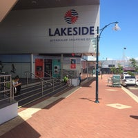 Photo taken at Lakeside Joondalup Shopping Centre by Ali A. on 11/13/2014