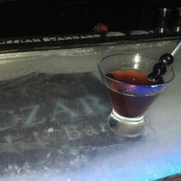 Photo taken at Czar Ice Bar by Chad M. on 11/24/2012