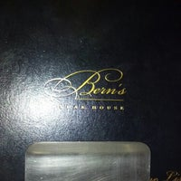 Photo taken at Bern's Steak House by Chad M. on 11/8/2012