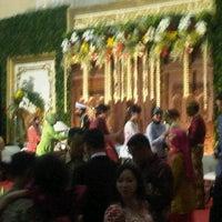 Photo taken at Gedung Mahameru by Rizky P. on 5/11/2013
