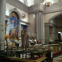 Photo taken at Church of Saint Agnes by Carlo C. on 10/14/2012