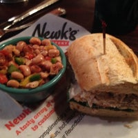 Photo taken at Newk's Express Cafe by Kyle H. on 11/26/2013