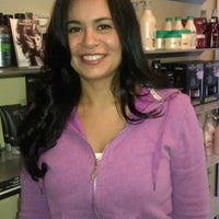 Photo taken at Eruan Salon and Spa by Andrea M. on 9/25/2012