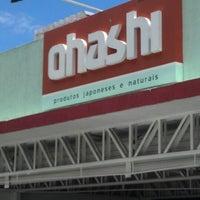 Photo taken at OHASHI by Nelson Takashi Y. on 11/17/2012