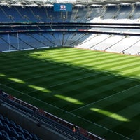 Photo taken at Croke Park by André Scofield on 9/22/2013