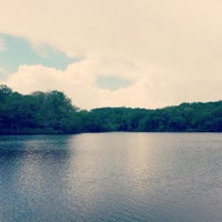 Photo taken at Lake Fairfax Park by Adam S. on 6/15/2013
