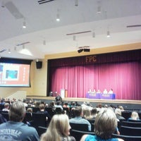 Photo taken at Fort Pierce Central High by Yeshuah C. on 2/13/2013